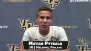 RECAP: UCF Men's Soccer vs. UConn - (10-22-16)