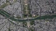 谷歌地图有多精准?看看俯视图就知道,国产没法比!