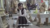 鞠婧祎 九州天空城花絮。好努力的小鞠!
