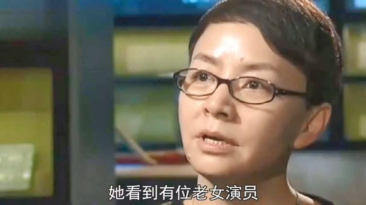 宋丹丹看不慣年老女女星整得皮膚光滑,網友蔡明嗎