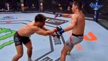 UFC最惨烈的5大KO,第一个很可怕,直接被打睡着了