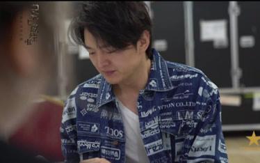 【鞠红川&王凯】201006 音乐剧《当爱已成往事》排练花絮