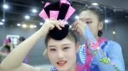 中国舞三阶班考核实录,所有的付出都会有回报